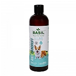 Basil Anti Dandruff Dog Shampoo - 250 ml