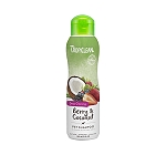 Tropiclean Deep Cleaning Berry & Coconut Shampoo - 355 ml