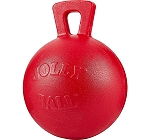 Jolly Pets Tug-n-Toss Ball Dog Toy Red - 25.4 cm