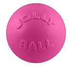 Jolly Pets Bounce-n-Play Ball Dog Toy Pink Bubblegum - 20.3 cm
