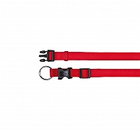 Trixie Classic Dog Collar - Medium - 20 mm - Red