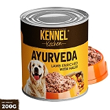 Kennel Kitchen Lamb Enriched With Haldi - 200 gm (36 Cans)